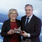 Presentation of the Santiago Bernabéu stadium remodelling