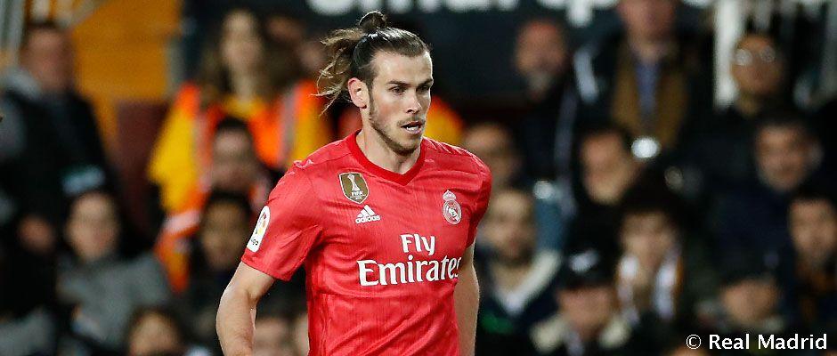Video: Bale reaches 150 LaLiga games