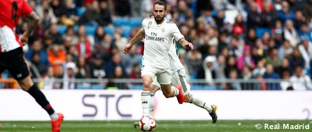 Carvajal racks up 150th LaLiga appearance