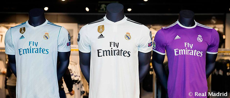 Video: Real Madrid and adidas extend their successful alliance with a deal that is unprecedented in the sporting industry