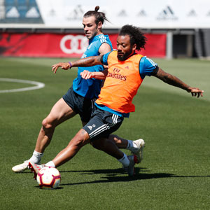 Real Madrid - Entrenamiento del Real Madrid - 15-05-2019