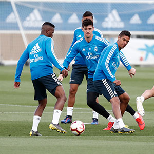 Real Madrid - Entrenamiento del Real Madrid - 17-05-2019