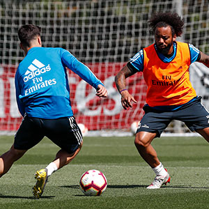 Real Madrid - Entrenamiento del Real Madrid - 18-05-2019