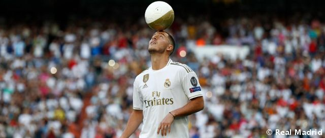 Video: Take a look at how Hazard plays