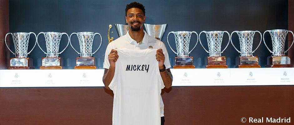 Video: Jordan Mickey, nuevo jugador del Real Madrid
