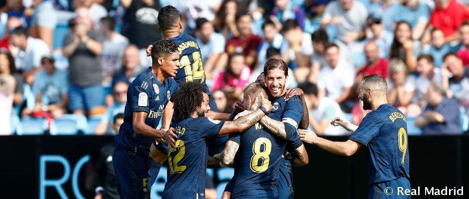 Video: 1-3: Gran victoria en Balaídos y liderato en el debut en la Liga
