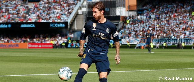 Ramos equalled the Gento