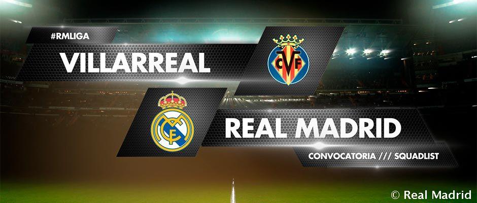 Video: Los 19 convocados para el partido ante el Villarreal