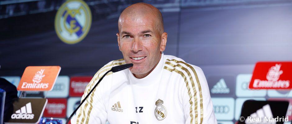 Video: Zidane: Todos tenemos muchas ganas de ver a Hazard