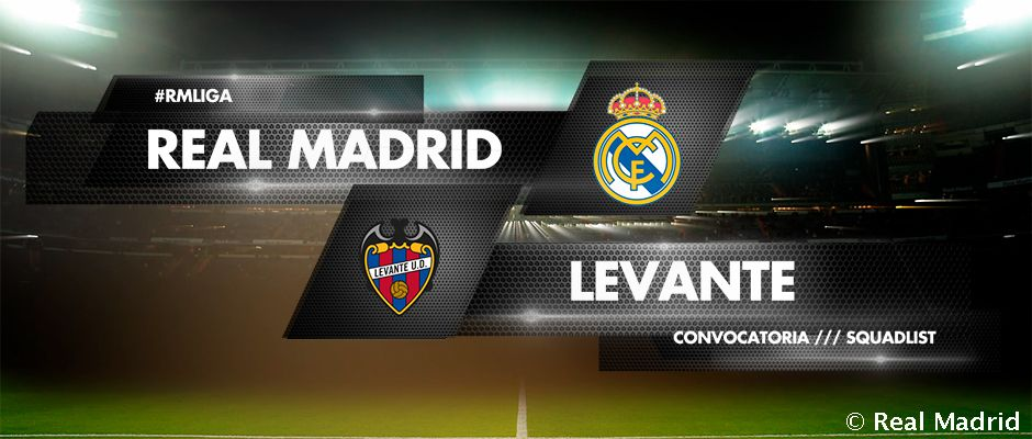 Video: Los 19 convocados para el partido contra el Levante
