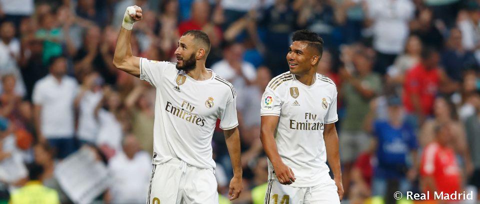 Video: Real Madrid-Levante: vuelve la Liga al Bernabéu