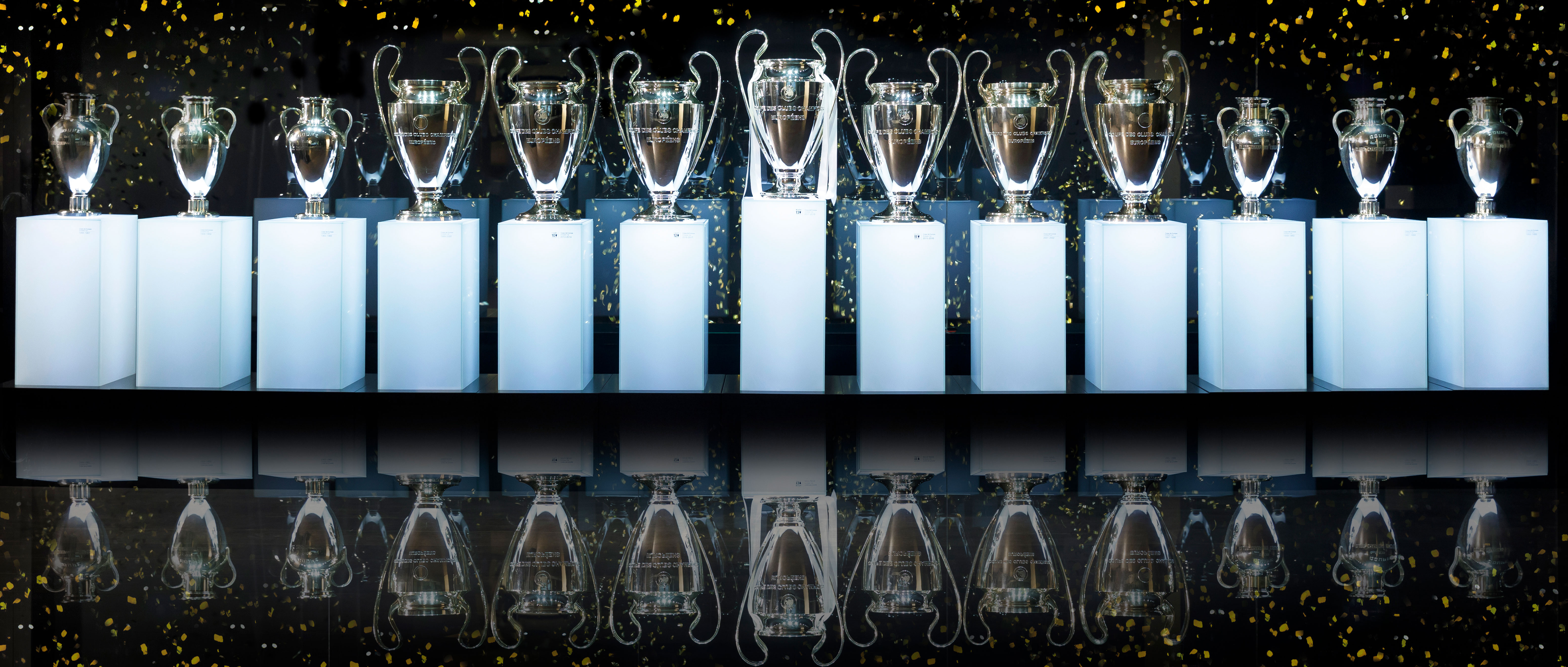 Real Madrid Embark On 50th European Cup Campaign In Paris Real Madrid Cf