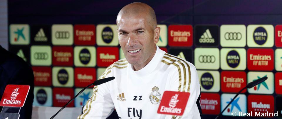 Video: Zidane: Estamos preparados para hacer un gran partido en Sevilla