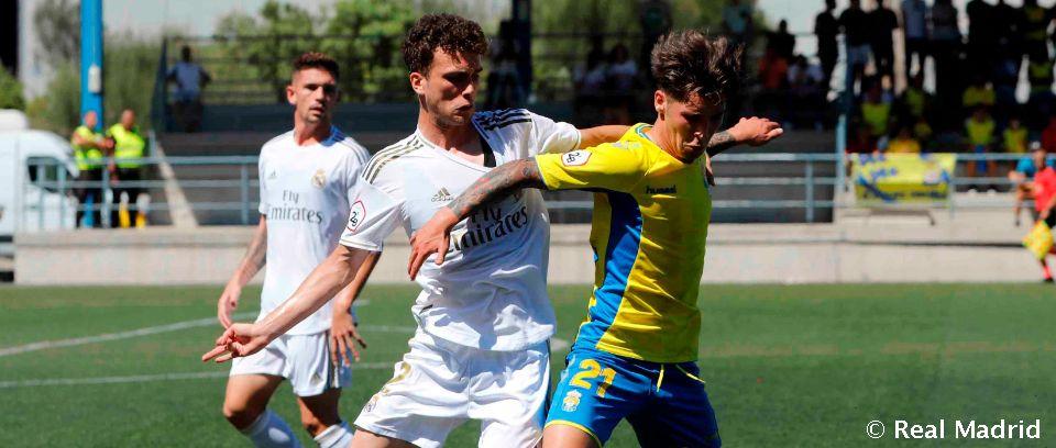 Video: 0-0: Poco premio para un buen Castilla