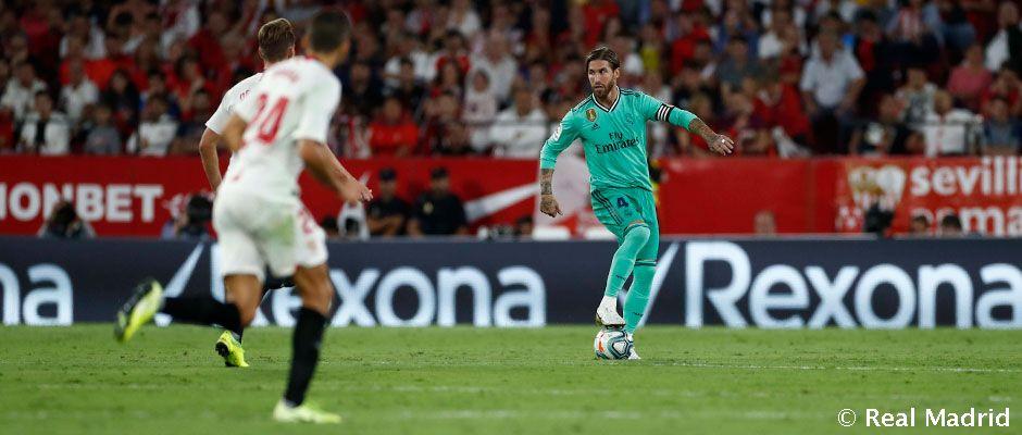 Video: Ramos: Nos llevamos los tres puntos de uno de los campos más complicados