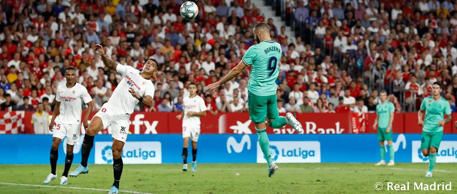 Video: Benzema sigue en racha: 5 goles en 5 jornadas