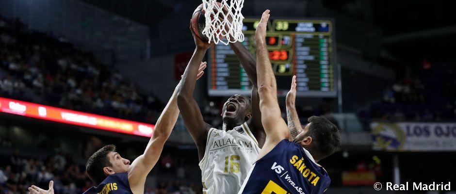 Video: Otro récord de Garuba: el más joven en lograr un doble-doble en la ACB