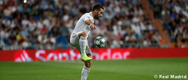 Carvajal: 50 Spiele in der Champions League