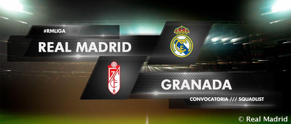Video: Los 19 convocados para el partido contra el Granada