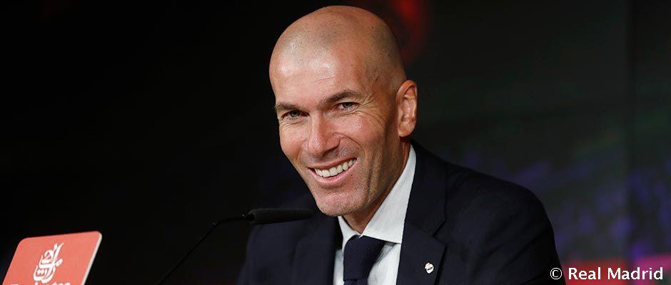Video: Zidane: Estamos felices por seguir arriba pero sabemos que esto va a ser largo