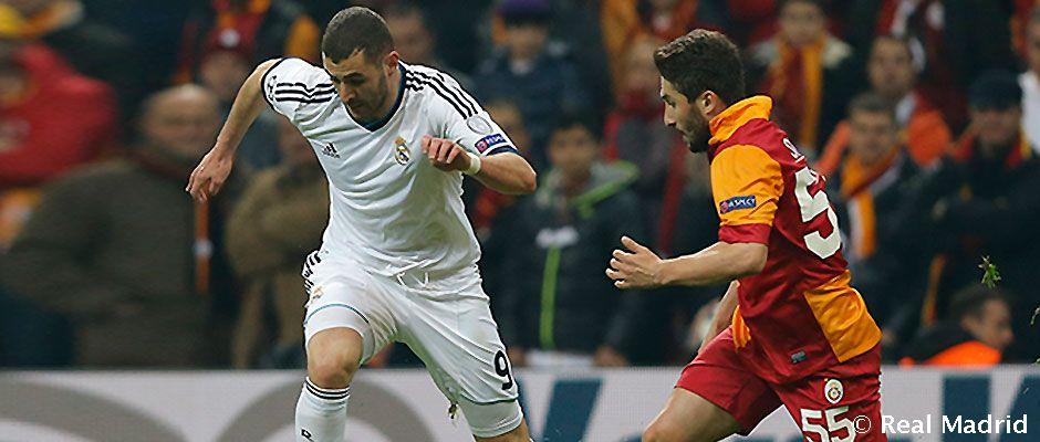 Video: El Real Madrid regresa a Estambul seis años después