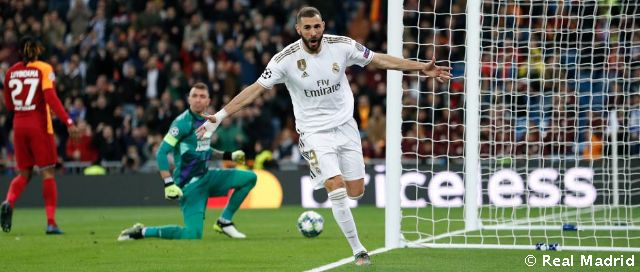 Benzema tops Di Stéfano record: Third highest madridista goal scorer in the European Cup
