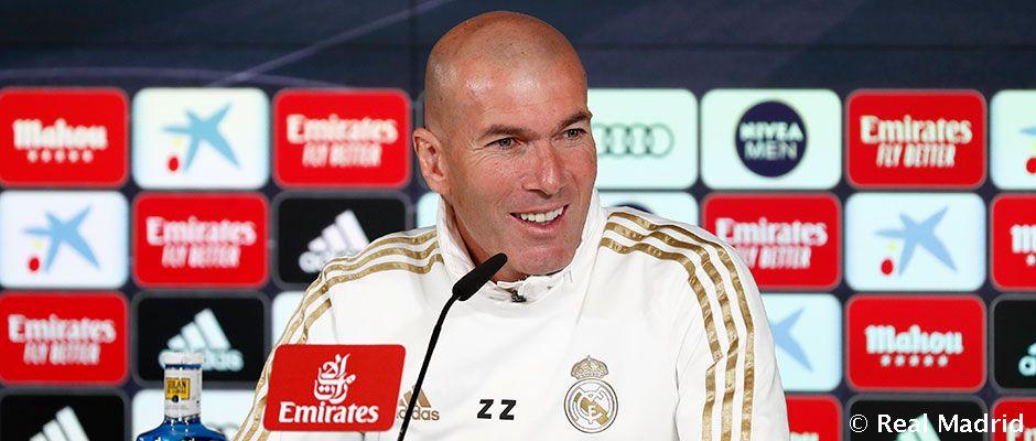 Video: Zidane: En esta Liga todos los partidos son complicados