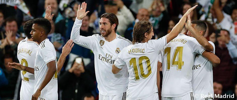 Video: Éibar-Real Madrid: a por el triunfo antes del parón
