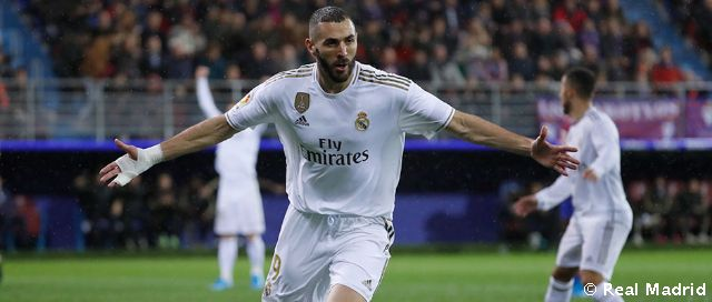 Benzema becomes Real Madrid