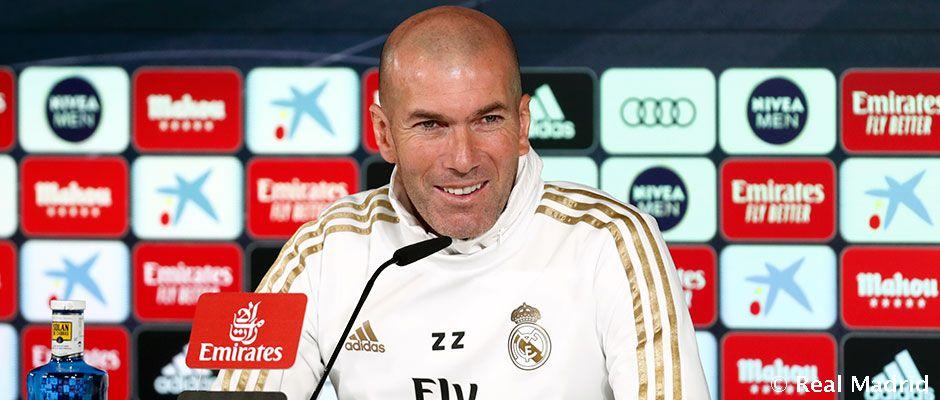 Video: Zidane: