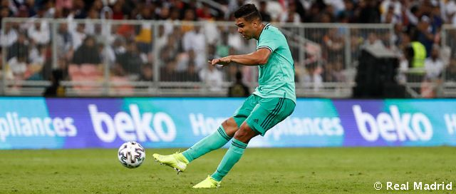 Casemiro reaches 150 wins for Real Madrid