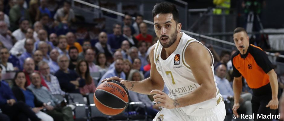Video: Campazzo makes his 100th Euroleague appearance for Real Madrid