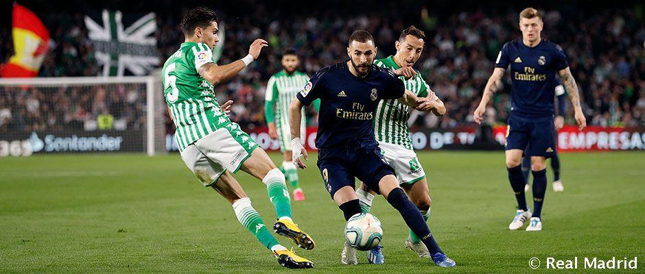 Video: 2-1: O Real Madrid cai no Villamarín