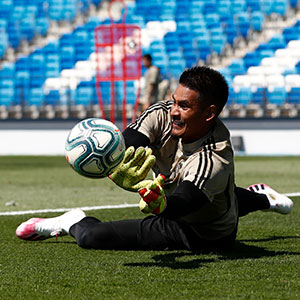 Real Madrid - Entrenamiento del Real Madrid - 28-05-2020