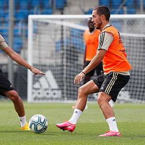 Real Madrid - Entrenamiento del Real Madrid - 02-06-2020