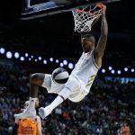 Trey Thompkins en el Real Madrid