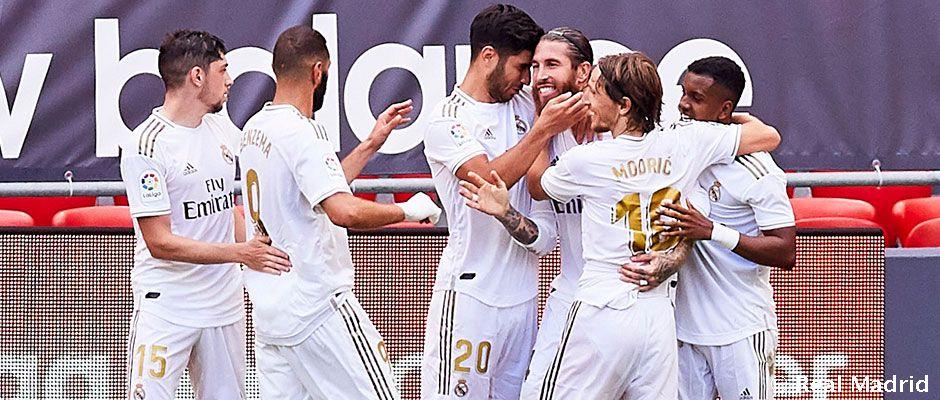 Video: 0-1: O líder alcança em Bilbau a sua sétima vitória consecutiva