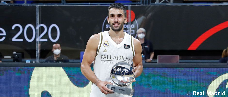 Video: Campazzo, MVP Piala Super
