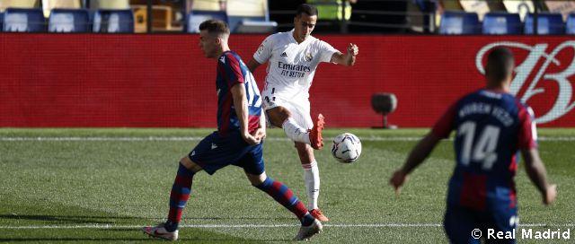Video: Lucas Vázquez: 100 victoires de Liga avec le Real Madrid