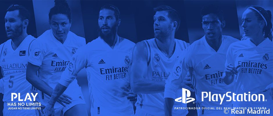 Video: Real Madrid and PlayStation sign strategic partnership for Spanish market