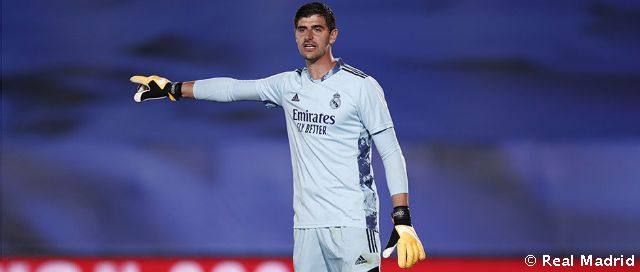 Video: Courtois, nominated for The FIFA Best Goalkeeper Award 2020