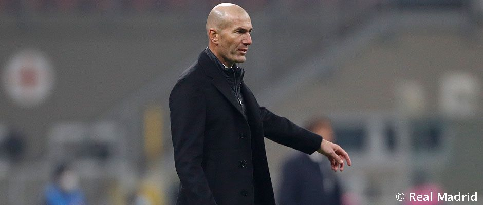 Video: Zidane: We put on a good display, full of spirit and heart