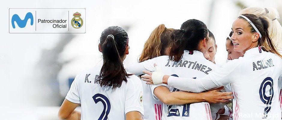 Video: モビスターがレアル・マドリードとの契約を拡大し、女子トップチームのスポンサーに