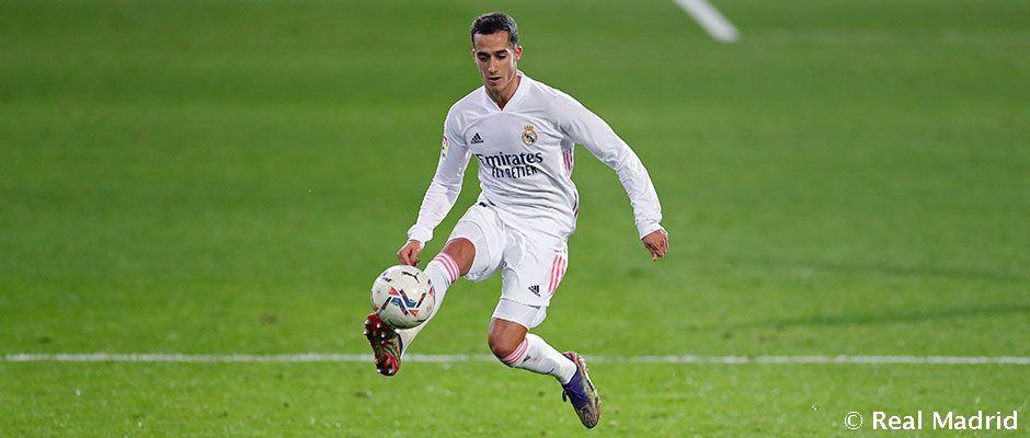 Video: Lucas Vázquez: Un but pour sa 150ème victoire avec le Real Madrid