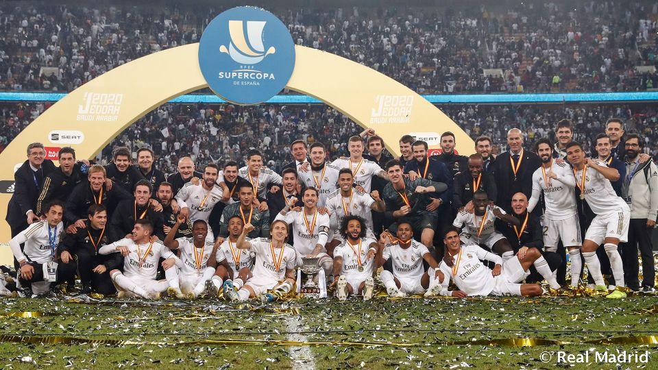 Video: 0-0: Eleventh Spanish Super Cup!