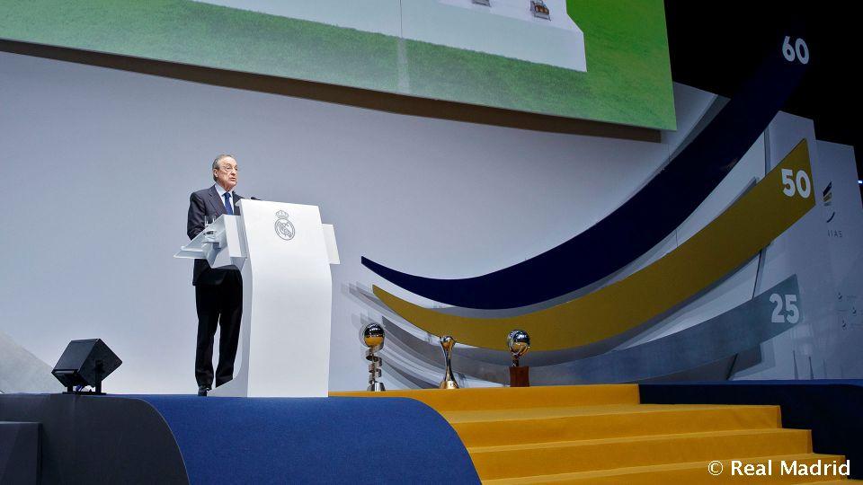 Video: Florentino Pérez: