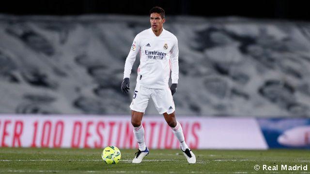 Video: Varane: 150 victoires en Liga avec le Real Madrid