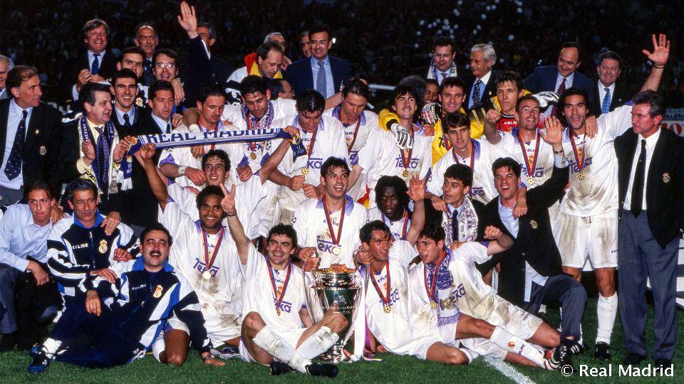 Video: 22年前の今日、7回目のチャンピオンズリーグ制覇