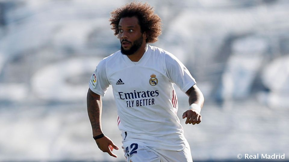 Video: Marcelo records 250th LaLiga win