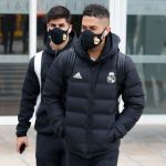Llegada del Real Madrid a Alicante